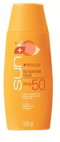 Avon Sun Bloqueador Solar FPS 50 - 01