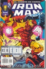 P00175 - El Invencible Iron Man #331