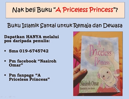 Entri 2 Iklan - A Priceless Princess