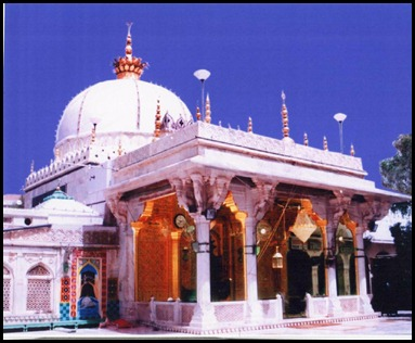 Sufi Shrine at Ajmer