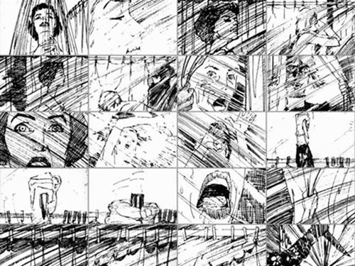 saul-bass-storyboard-art-for-alfred-hitchcocks-psycho