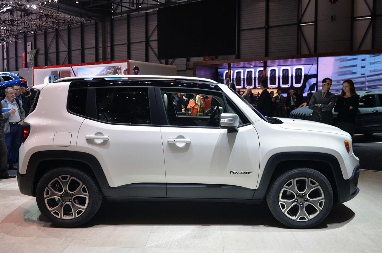 2015 Jeep Renegade T 252 Rkiye De 75 Bin Tl Den Başlayan