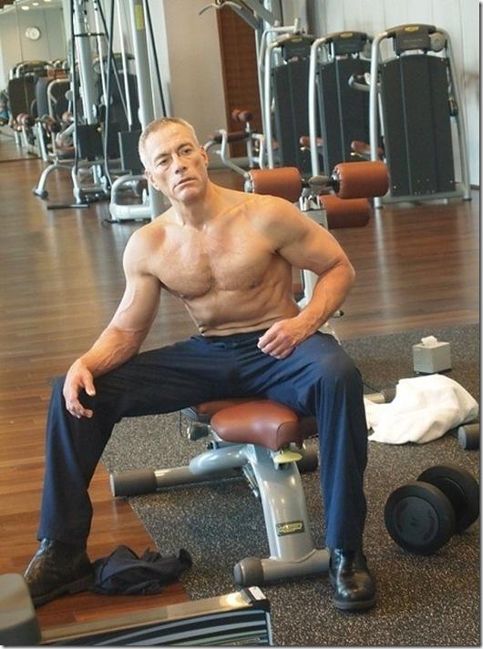 Jean-Claude Van Damme (74)
