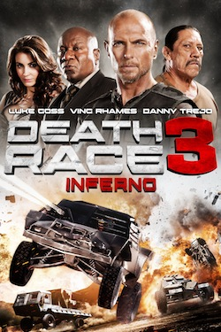 Death race 3 inferno poster