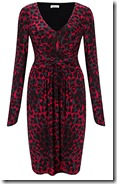 Somerset by Alice Temperley Animal Print Dress