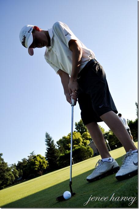 Stilwell Boys, golf-17