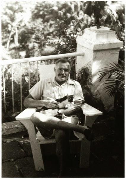 Ernest Hemingway 023