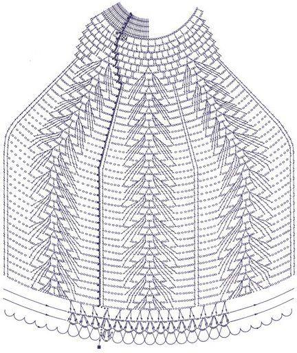 Graficos crochet picasa - Imagui