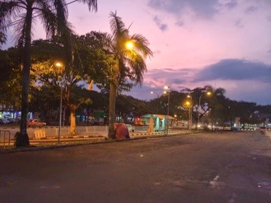 7 am Gelang Patah, Malaysia
