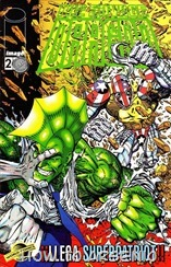 P00003 - Savage Dragon Mini #2