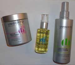 UmbertoBeverly Hills Masque_ Roman Oil and Conditioning Spray