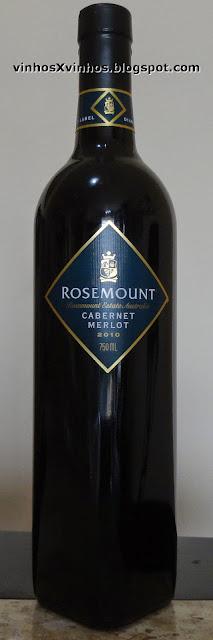 vinho rosemount
