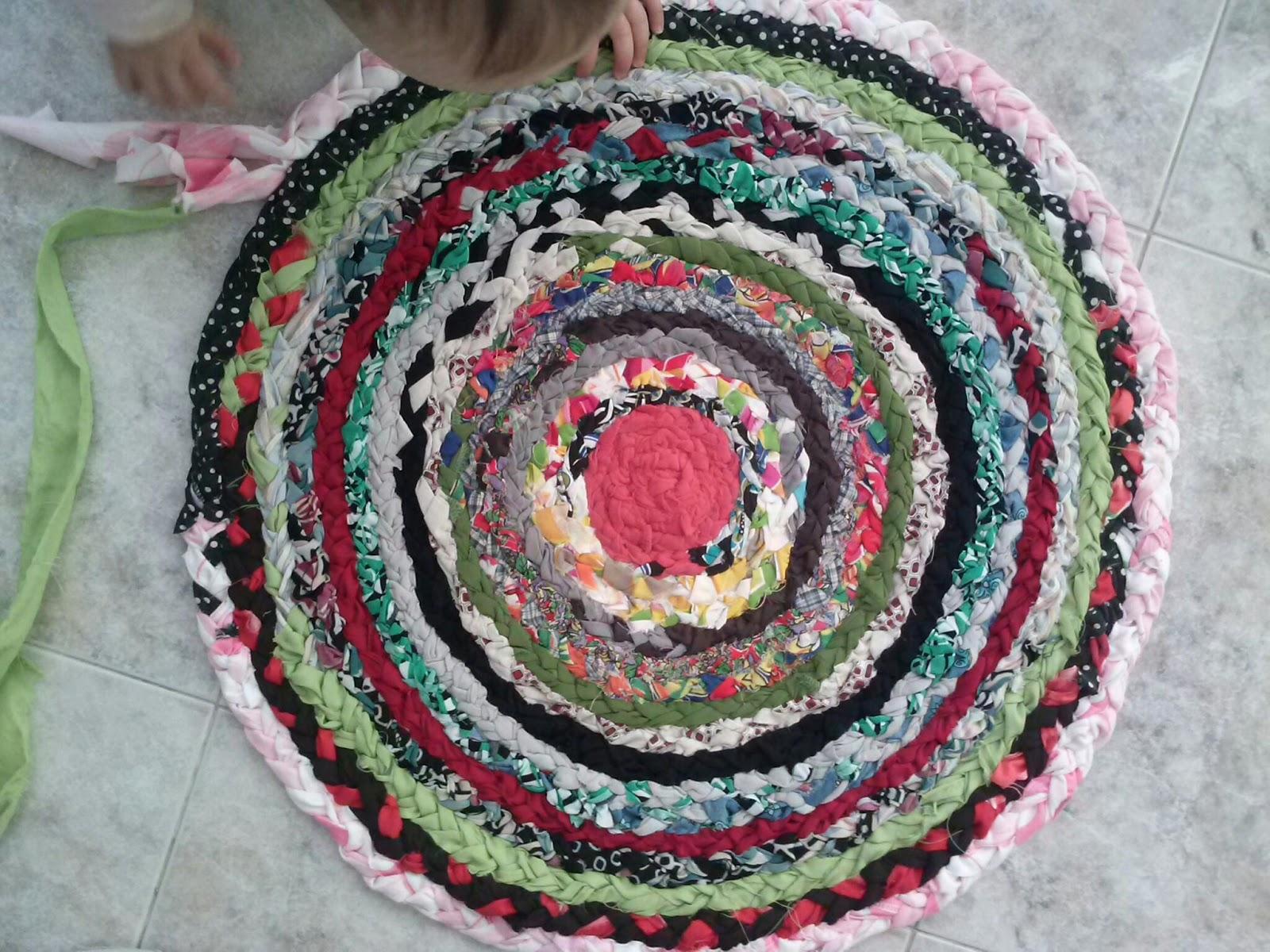 Nana pip alfombra de trapillo - Alfombras de trapillo ...