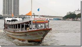 Chao Phraya Express Boat , Bangkok
