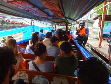 barco-bus, Bangkok