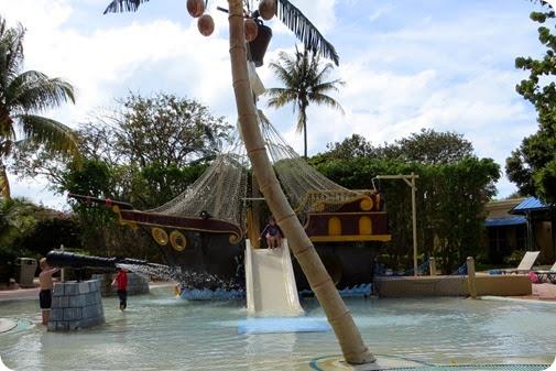 The Pirate Pool