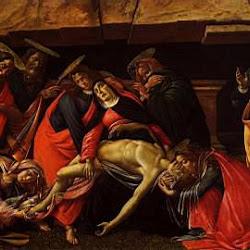 60 - Botticelli - Piedad de Munich