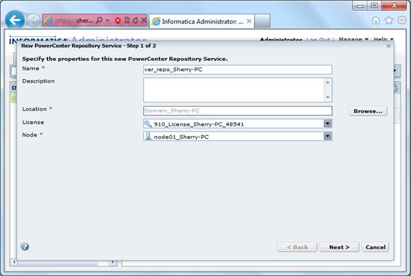 Informatica Version Control Team-Based Development Option