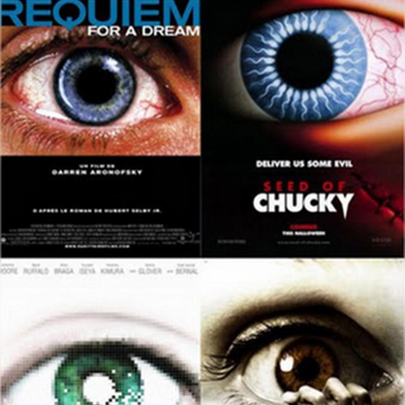 Cómo el diseño de posters de películas se ha vuelto algo repetitivo y sin creatividad