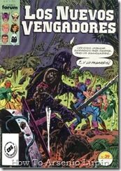 P00039 - Los Nuevos Vengadores #39