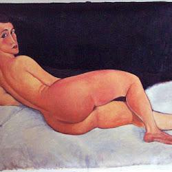 Modigliani, Nude, Looking Over Shoulder.jpg
