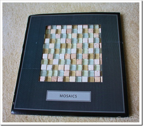 Mosaic Seashore Tile