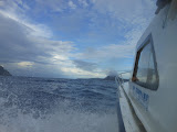 On the boat to Krakatau from Carita (Dan Quinn, January 2013)