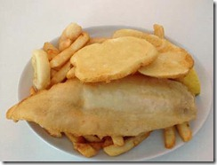 GF Fish and Chips