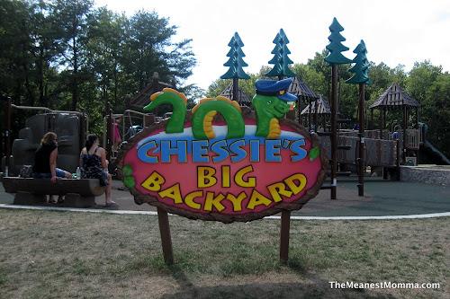 Chessie's Big Backyard at Lee District Park