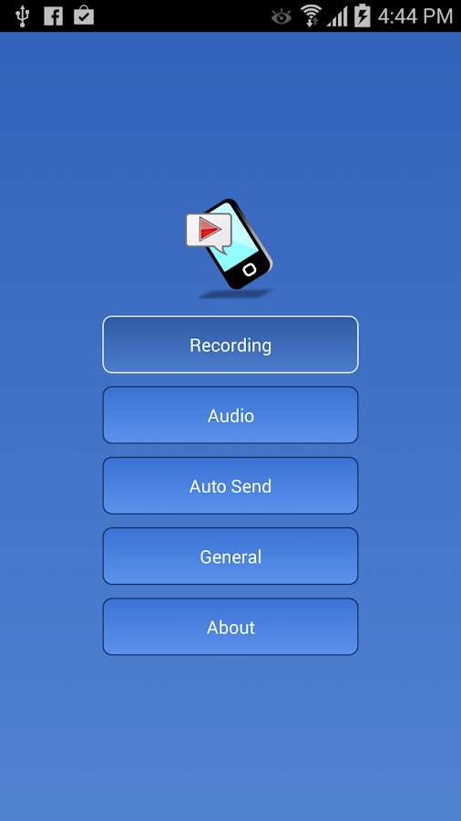 Call Recorder Galaxy S8 Screenshot 2
