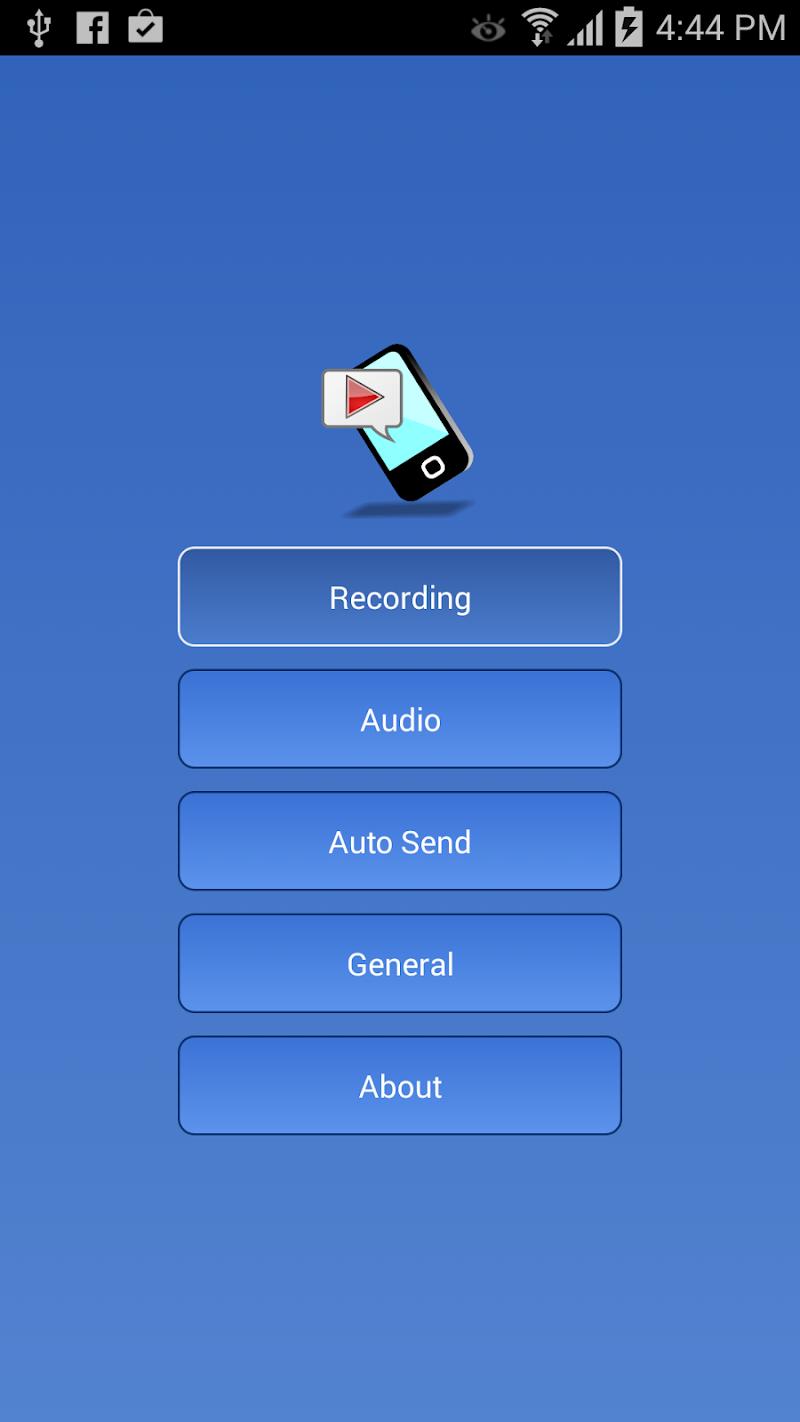 Call Recorder S9 Screenshot 3