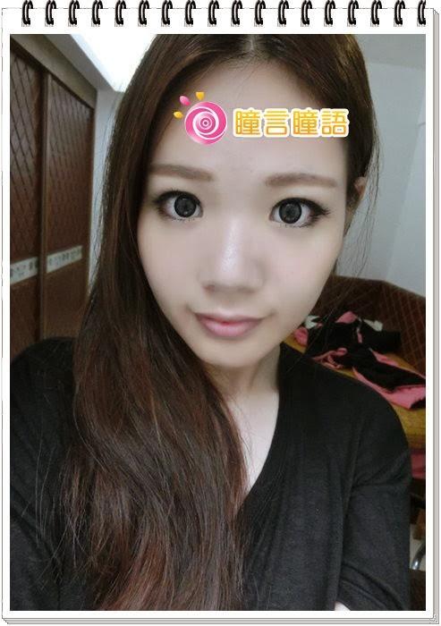 韓國NEO隱形眼鏡-新巨目灰9