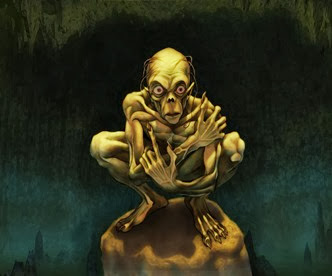 Gollum_by_saulone