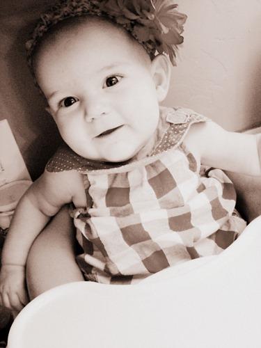 Emma 5 months 10