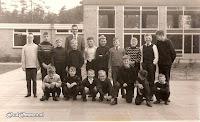 Maart 1966.  De nieuwe Boslustschool in gebruik genomen (2)