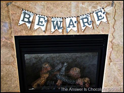 Beware Banner