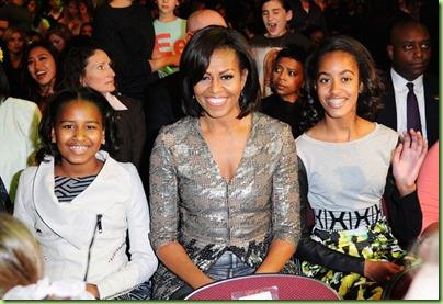 Malia Obama Nickelodeon 25th Annual Kids Choice bmIJqT3SQdWl