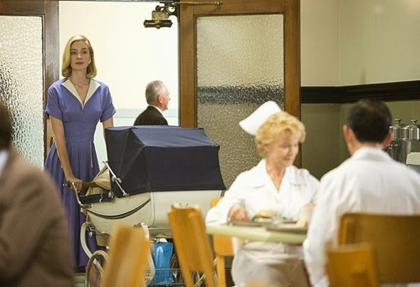 Caitlin Fitzgerald as Libby Masters in Masters of Sex (season 2, episode 1) - Photo: Michael Desmond/SHOWTIME - Photo ID: MastersofSex_201_1401
