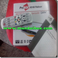 PROBOX 180 hd PLATINUM