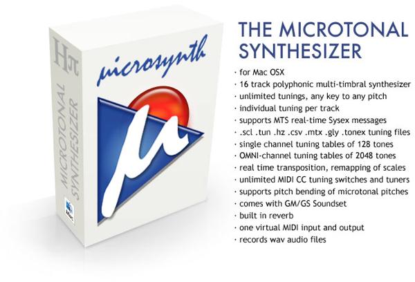 microsynth mac