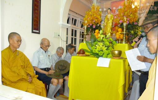 Tang lễ Cố HT Trương Công Oai: Lễ Tưởng Niệm