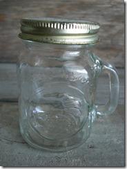 Golden Harvest salt shaker