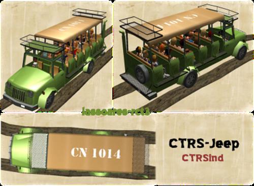 CTRS-Jeep II (CTRSind) lassoares-rct3