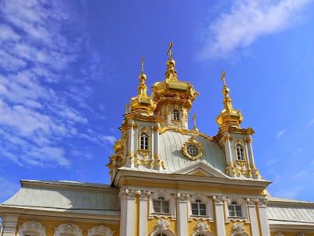 Circuit Rusia: Turle capela Petrodvaret