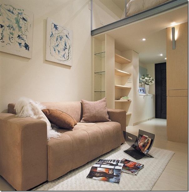 casa e interni - appartamento - piccoli spazi - T (3)