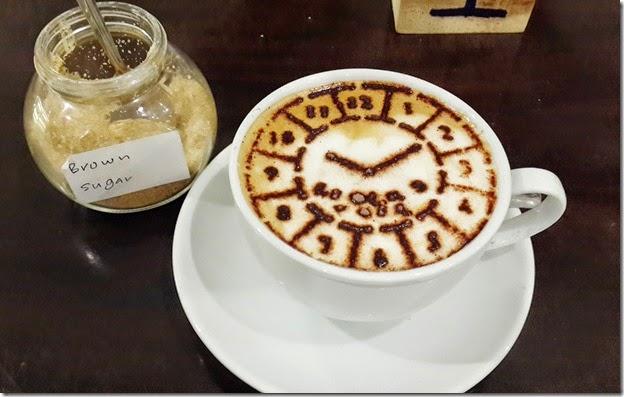 Clock cafe3