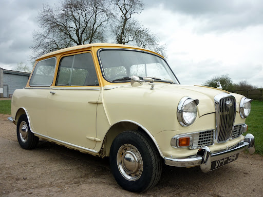 WOLSELEY HORNET. Mar 5, 2011