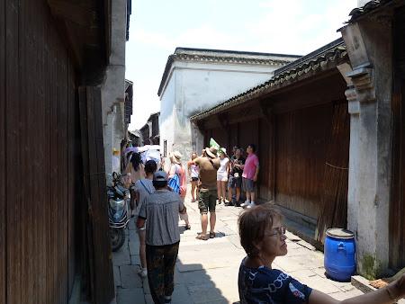 China traditionala: Ulitele din Wuzhen
