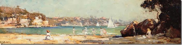 800px-Arthur_Streeton_-_Mosman's_Bay,_1914