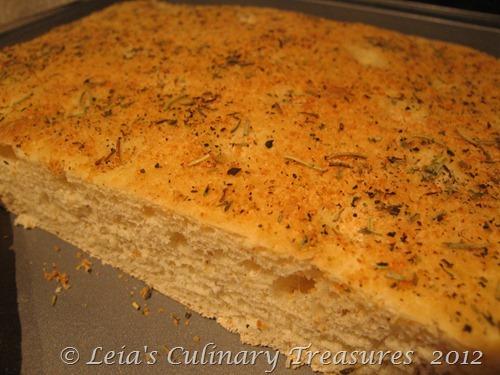 Focaccia-bread